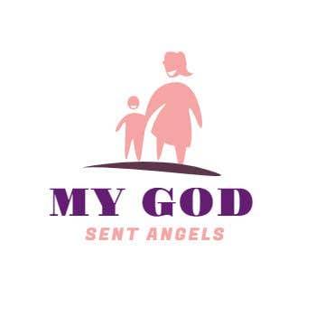 Bài tham dự cuộc thi #32 cho Design a logo for My God Sent Angels