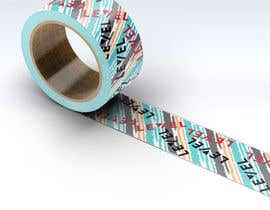 #17 cho Pattern Design for a custom Sticky/Packing/Sello Tape bởi junthipamo