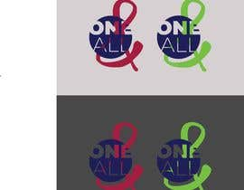 #81 for Logo / brand for ONE and ALL Disability Centre af Cirkolokish