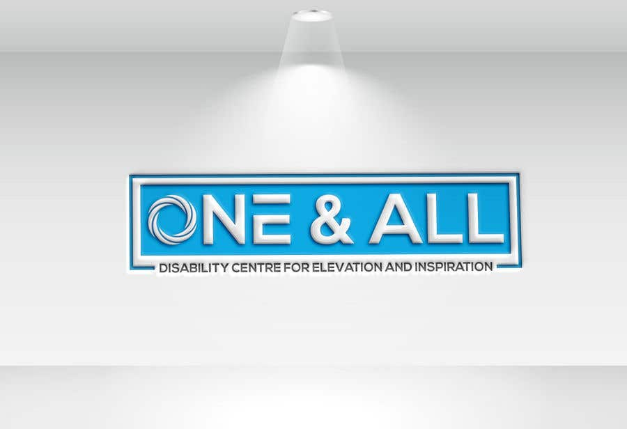 Konkurrenceindlæg #67 for Logo / brand for ONE and ALL Disability Centre