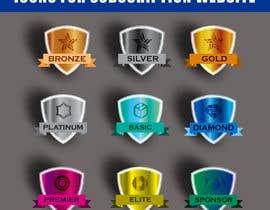 #25 untuk Create Icons for a Subscription Website oleh raisulrahi9