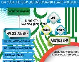 #71 cho Poster for a Islamic Conference bởi mdashiqrahman28