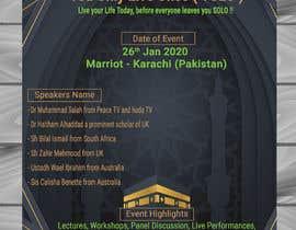 #65 untuk Poster for a Islamic Conference oleh tufaelhossin