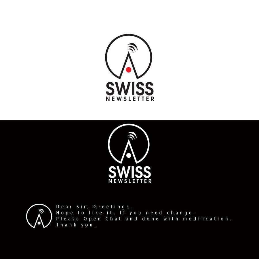 Penyertaan Peraduan #250 untuk Logo needed for Newsletter-Software