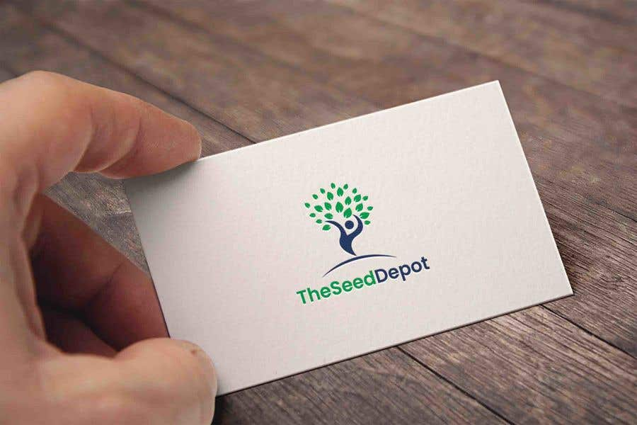 Contest Entry #64 for Business Logo Design Needed! – TheSeedDepot
