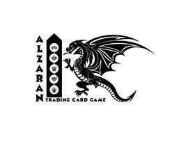 Nro 60 kilpailuun Design a logo for Alzaran Trading Card Game käyttäjältä amirax545