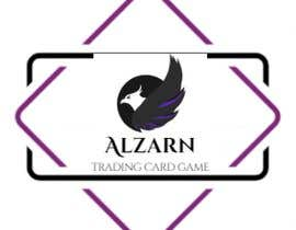 #47 for Design a logo for Alzaran Trading Card Game by akmmuzibkabir