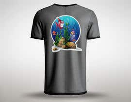 #33 para T-Shirt Design (Aquarium Business) por akmalhossen