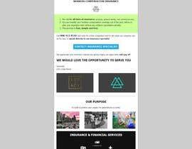 kbuzzal10 tarafından Build newsletter template için no 18