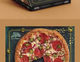 #44 untuk Pizza Packaging Design oleh estiacalam