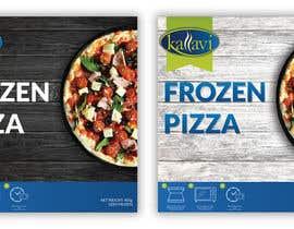 #42 cho Pizza Packaging Design bởi affandiahmad890