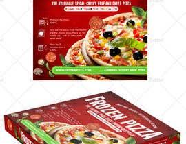 #39 untuk Pizza Packaging Design oleh khuramja