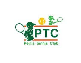 Nro 5 kilpailuun Pert's Tennis Club käyttäjältä abrcreative786