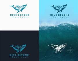 Nro 165 kilpailuun Design a logo for Dive Beyond Barriers so we can go Beyond Barriers. käyttäjältä rakibdesigner