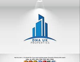 #109 pentru Make us a LOGO! for: DNA UK PROPERTIES de către kawshair