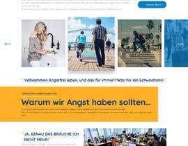#40 for GREAT JOB: redesign of a website af sudpixel