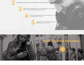 #44 for GREAT JOB: redesign of a website af shuvorathnam