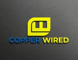 Prosenjit24h tarafından Copper Wired Logo için no 92