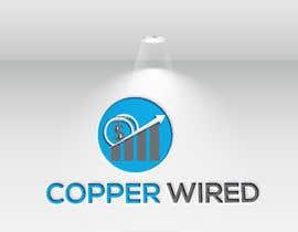 mbhuiyan389 tarafından Copper Wired Logo için no 94