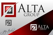 Graphic Design Contest Entry #135 for Logo Design for Alta Group-Altagroup.ca ( automotive dealerships including alta infiniti (luxury brand), alta nissan woodbridge, Alta nissan Richmond hill, Maple Nissan, and International AutoDepot