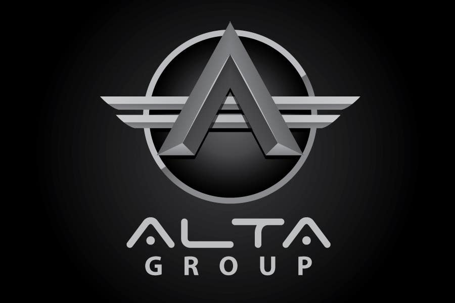 Contest Entry #124 for Logo Design for Alta Group-Altagroup.ca ( automotive dealerships including alta infiniti (luxury brand), alta nissan woodbridge, Alta nissan Richmond hill, Maple Nissan, and International AutoDepot