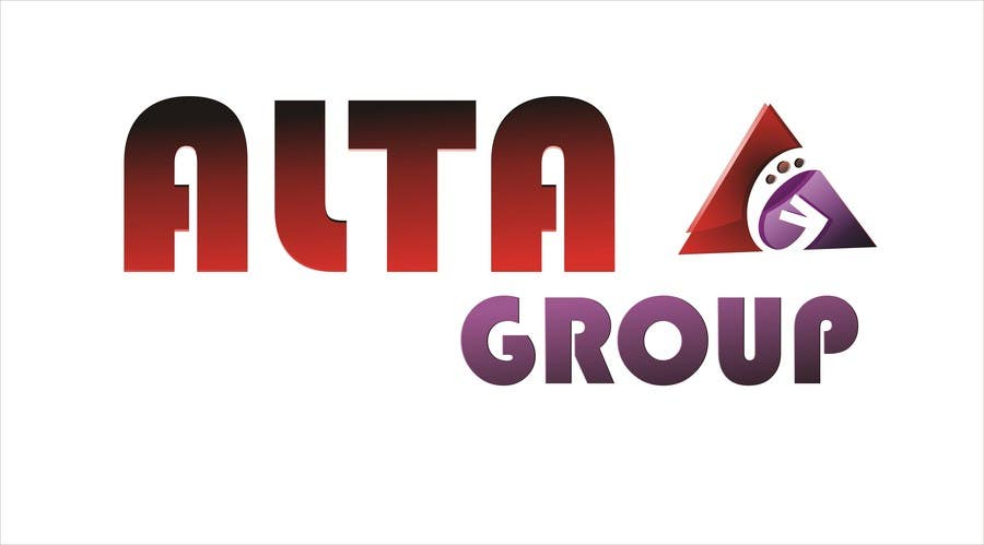 Konkurransebidrag #153 i Logo Design for Alta Group-Altagroup.ca ( automotive dealerships including alta infiniti (luxury brand), alta nissan woodbridge, Alta nissan Richmond hill, Maple Nissan, and International AutoDepot
