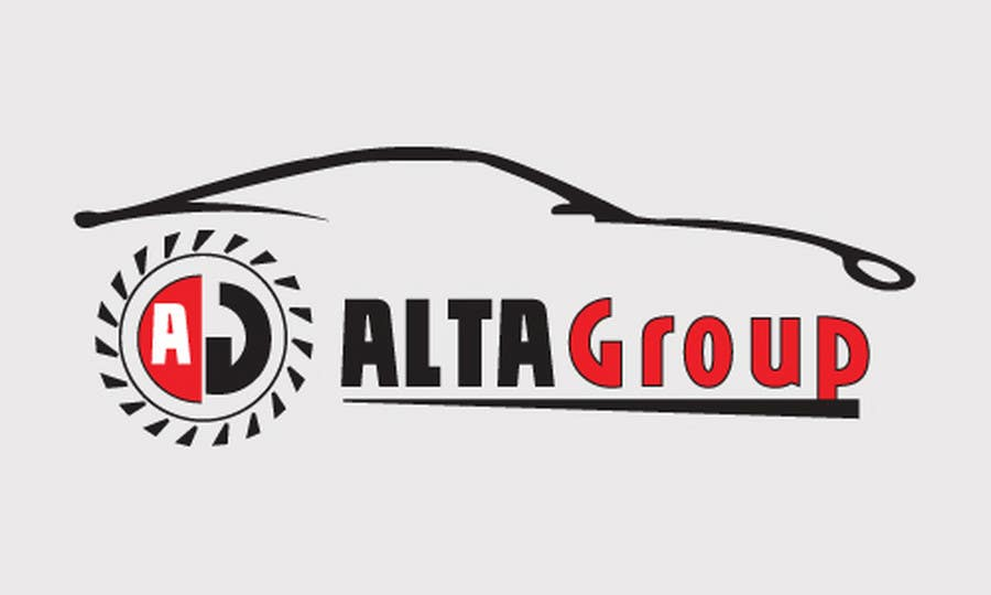 Konkurransebidrag #167 i Logo Design for Alta Group-Altagroup.ca ( automotive dealerships including alta infiniti (luxury brand), alta nissan woodbridge, Alta nissan Richmond hill, Maple Nissan, and International AutoDepot