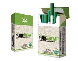 #214 för Build a Hemp/CBD Cigarette Brand av pollobg