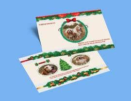 #27 untuk Christmas Card Design (Front and Back) oleh sadia2018