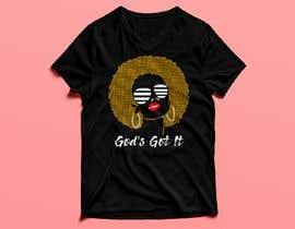 #28 pentru Yolanda T-shirt design 2 de către designersumi