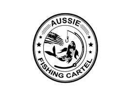 flyhy tarafından Logo design - Aussie Fishing Cartel için no 89