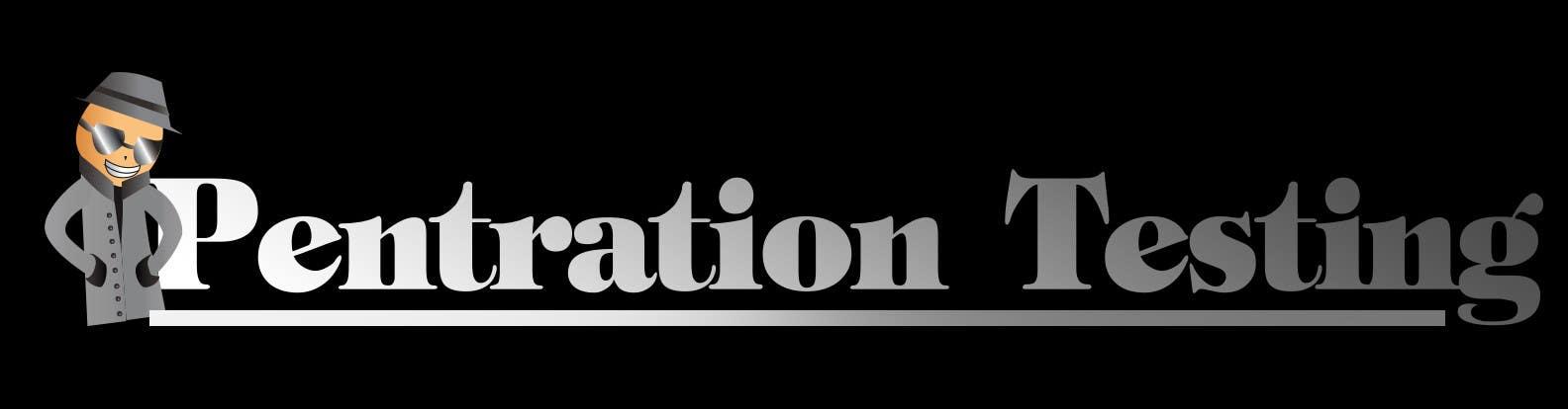 Konkurrenceindlæg #8 for Logo Design for Penetration Testing