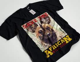 #74 для Graphic Design for Endangered Species - African Wild Dogs от zahidulhoque1976