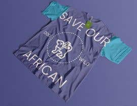 samiulalimhimu tarafından Graphic Design for Endangered Species - African Wild Dogs için no 57
