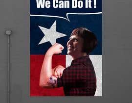 "IslamNasr07 tarafından ""Rosie the Riveter""-Inspired Campaign Poster için no 40"