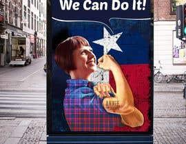 "hossaingpix tarafından ""Rosie the Riveter""-Inspired Campaign Poster için no 46"