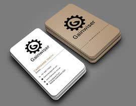 haeat99design tarafından logo and business cards ( Gainwiser) için no 107