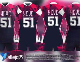 #11 для Design a Sport Volleyball Jersey от allejq99