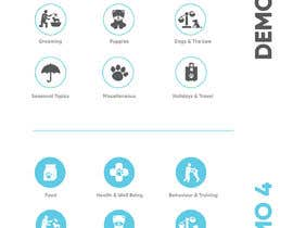 #4 untuk Design a set of 'on brand' icons for resources section of website oleh Qweser