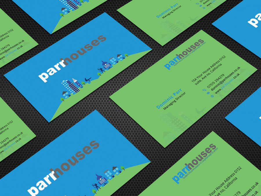 Конкурсная заявка №                                        100                                      для                                         design stand out funky professional business card