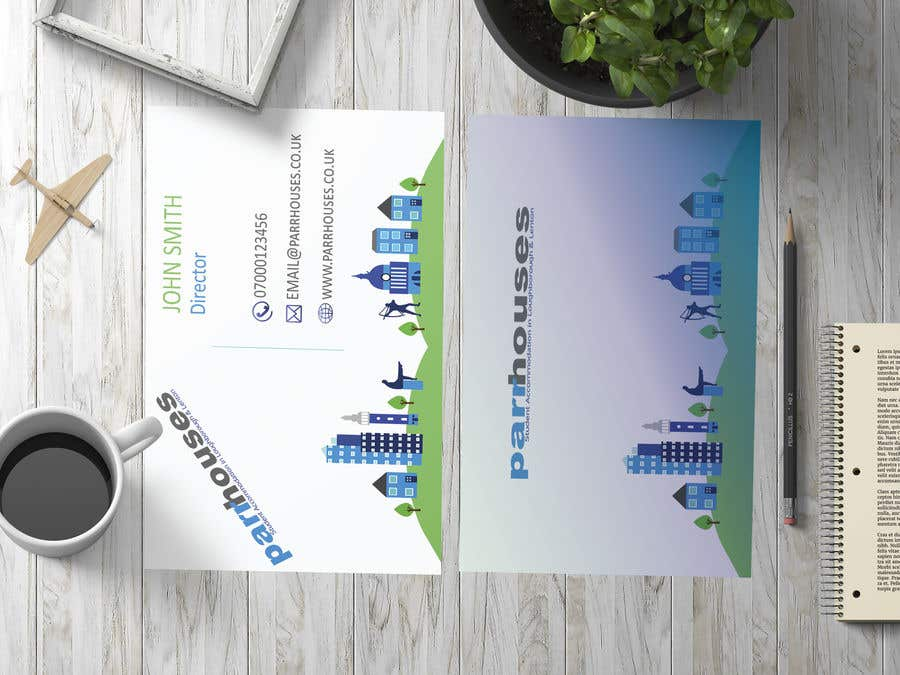 Конкурсная заявка №                                        329                                      для                                         design stand out funky professional business card