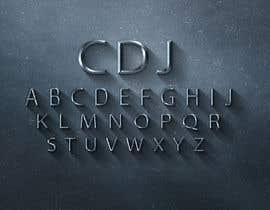 #11 cho Make a set on fonts bởi Zihad162636