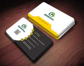 #54 untuk Need a Business Card with the Logo I provided. oleh MrRobinBD
