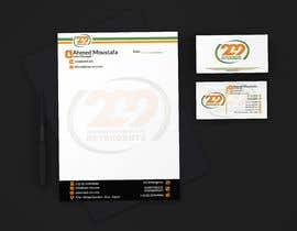 Nro 73 kilpailuun Business Card & Letter Head Design käyttäjältä fatemakaniz060