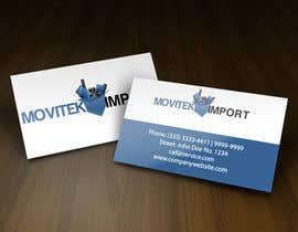 #13 untuk Logo Design for electronic imports store oleh rogeriolmarcos