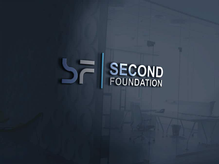 Contest Entry #29 for Logo: Company name: Second Foundation,  You can use full text as SECOND FOUNDATION or SF or S&F