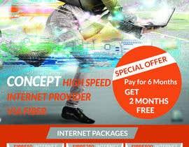 #62 cho flyer Design for Sree Broadband - Internet Service Provider bởi TimeToWork88