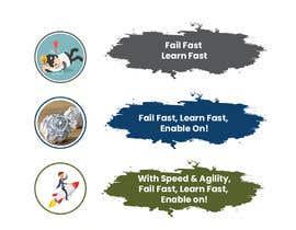 #14 pentru 3 Simple editable Graphic in Powerpoint - Fail Fast; Learn Fast de către DesignerAasi