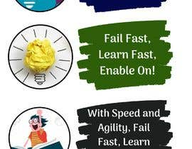 #10 pentru 3 Simple editable Graphic in Powerpoint - Fail Fast; Learn Fast de către SherleyM