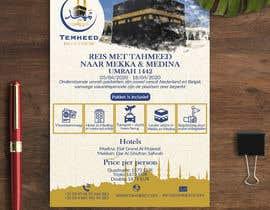 #26 pentru new Flyer for Umrah 2020 de către iftekharkoushiq1